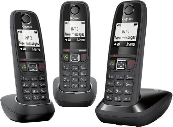 Gigaset AS405 TRIO telefoon
