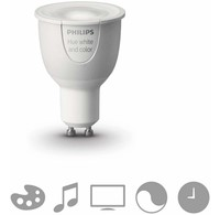 Philips  Philips Hue White and Color GU10 Single Pack