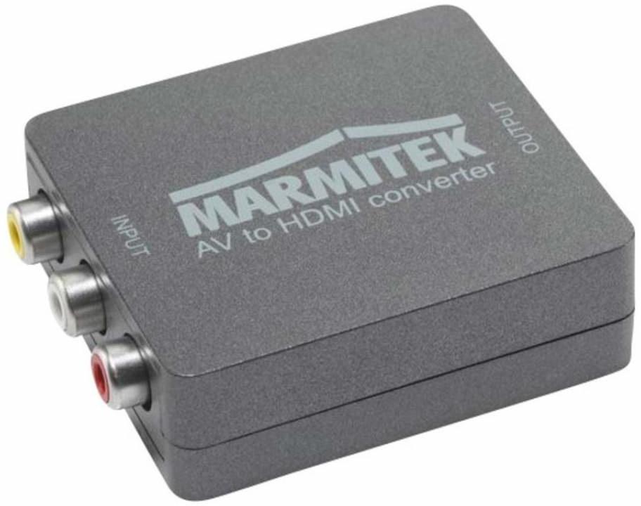 Marmitek AH31 Scart - HDMI Connector
