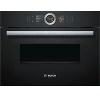 Bosch Bosch CMG676BB1 Inbouw oven met magnetron 45cm