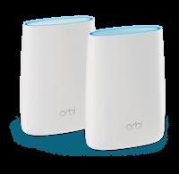 Netgear Netgear Orbi RBK50 Multiroom WiFi 5 Mesh systeem