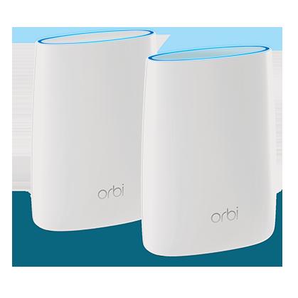 Netgear Orbi RBK50 Multiroom WiFi 5 Mesh systeem