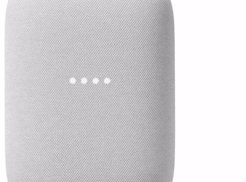 Google Google Nest Audio (Chalk)