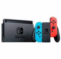 Nintendo Nintendo Switch - Blauw/Rood