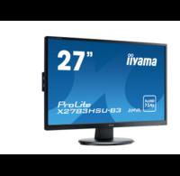 iiyama iiyama ProLite X2783HSU-B3 Monitor 27 inch