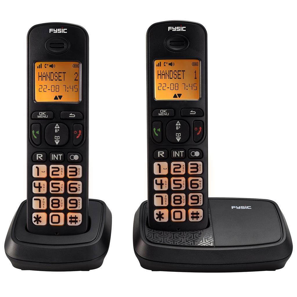 Fysic FX-5520 Dect Huistelefoon