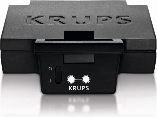 Krups FDK452 Tosti-ijzer