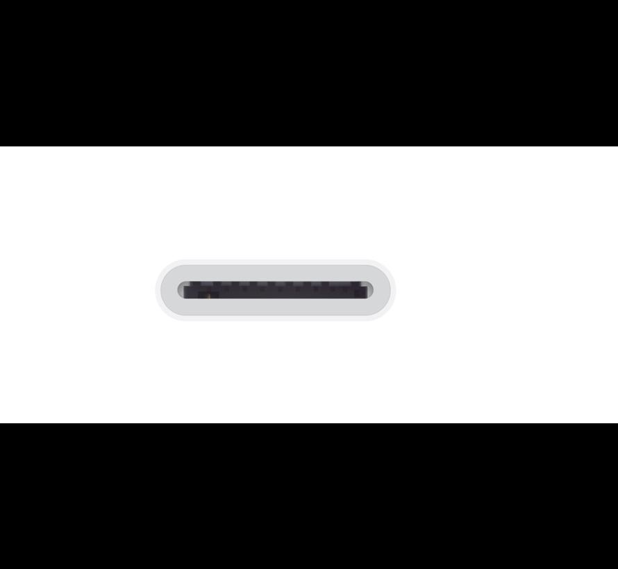 Apple  Lightning to SD Card Camera Reader voor iPad