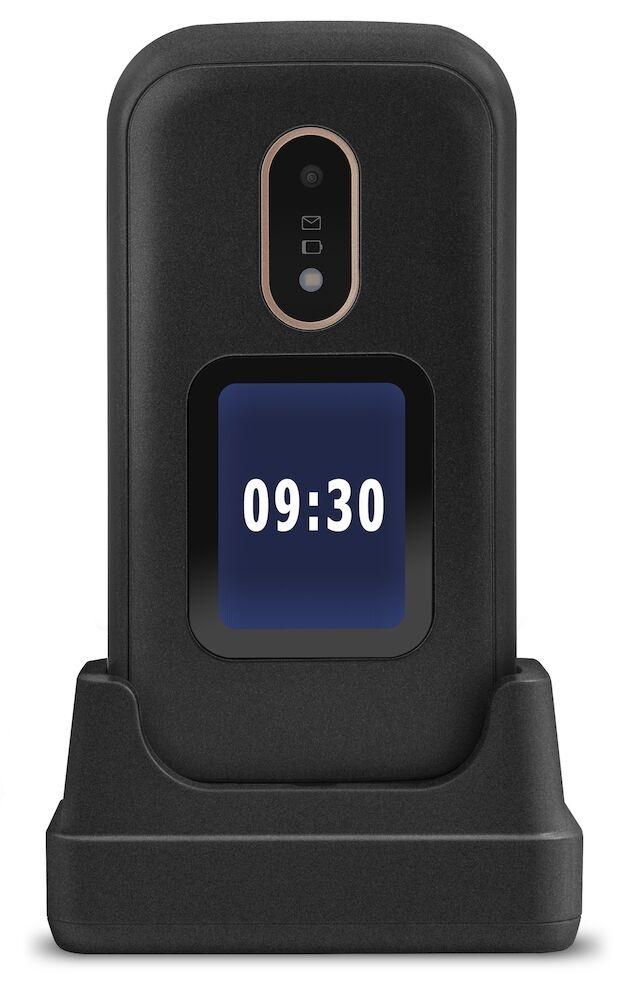 Doro 6060 Zwart Mobiele telefoon