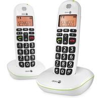 Doro DORO Phone Easy 100W Enkel Wit