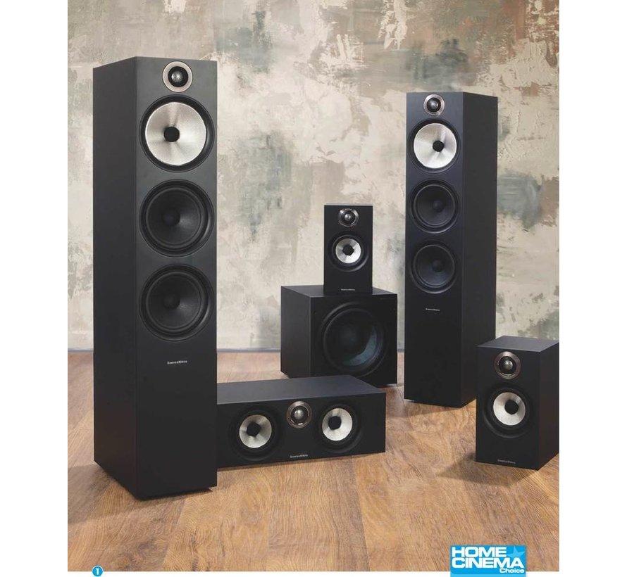 Bowers & Wilkins 607 Zwart Speaker