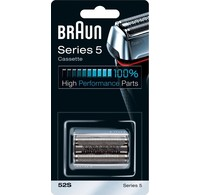 Braun Braun Scheerblad Series 5 52S silver