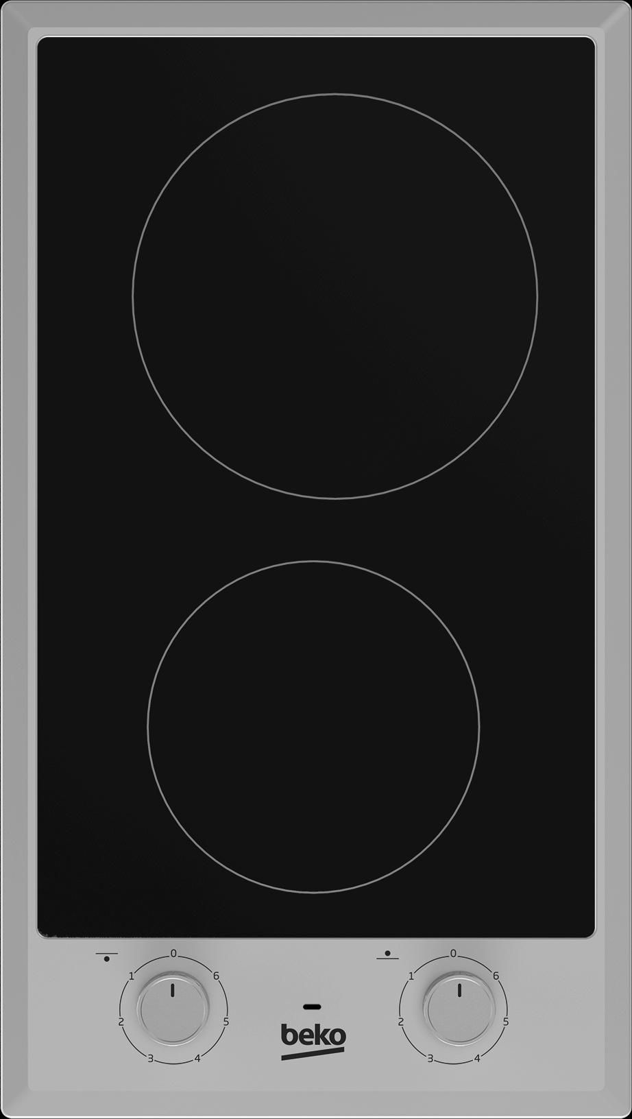 Beko HDCC32200 Keramische Inbouwkookplaat