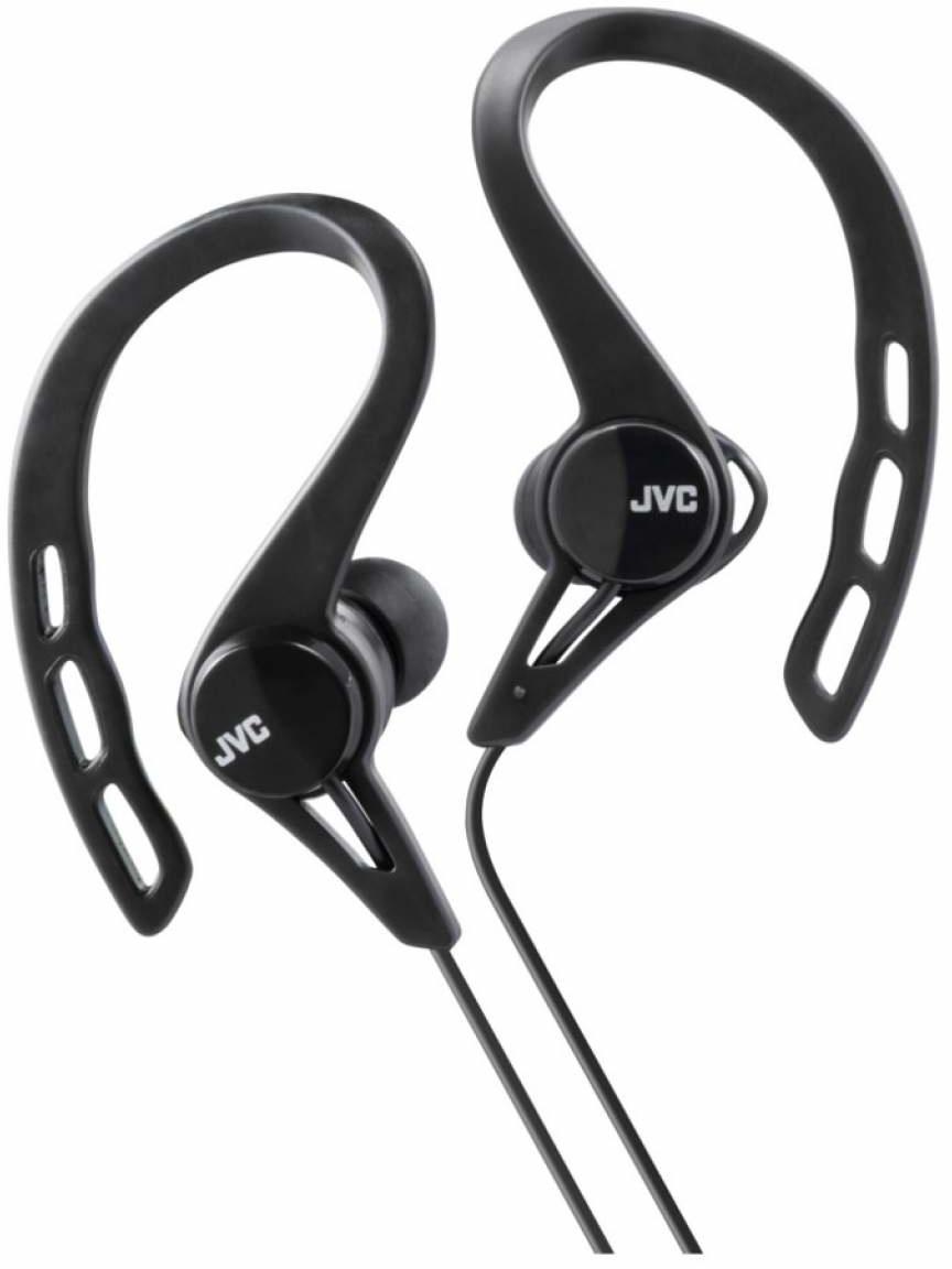JVC HAECX20B In-Ear oordopjes
