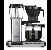 Moccamaster Moccamaster KBG Select Brushed met Glaskan Koffiezetapparaat