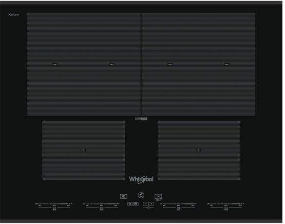 Whirlpool SMO654OFBTIXL Inbouw Inductie Kookplaat