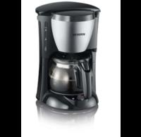 Severin Severin KA4805 zwart/grijs Koffiezetapparaat