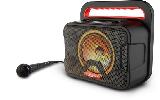 Motorola Sonic Maxx 810 Portable Party Speaker