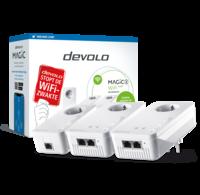 Devolo Devolo 8630 Magic 2 WiFi Next Multiroom Kit Powerline