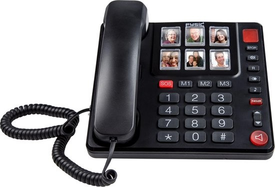 Fysic FX-3930 Huistelefoon