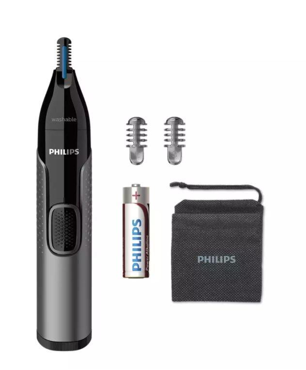 Philips NT3650/16 Neus-, oor- en wenkbrauwtrimmer