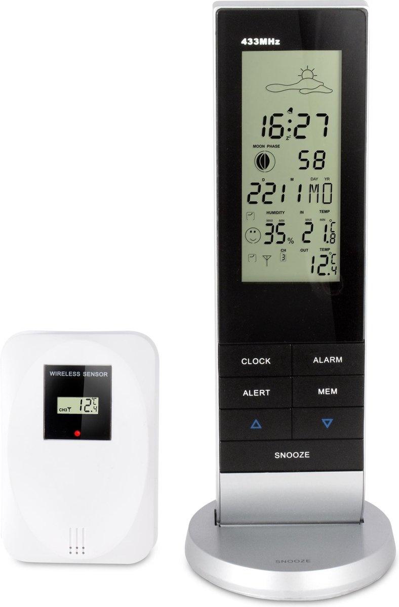 Alecto WS-1150 weerstation