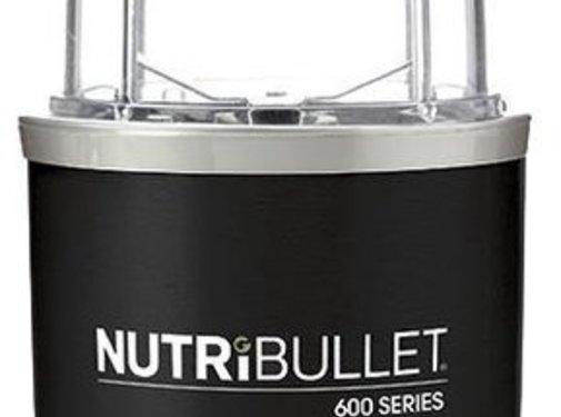 Nutribullet NutriBullet 600w 5-delig Zwart Blender