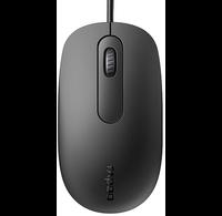 Rapoo Rapoo N200 Zwart Bedrade muis