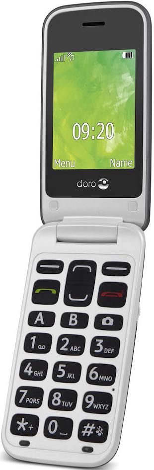 Doro 2414 Wit Mobiele telefoon