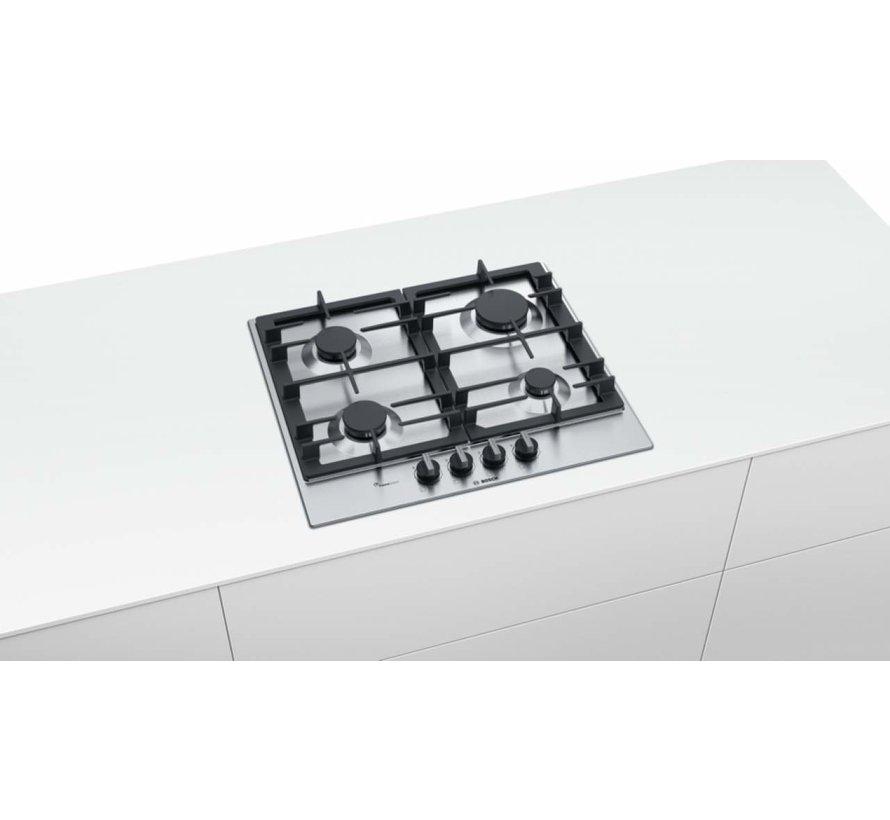 Bosch PCP6A5C90N Inbouw Gaskookplaat 60 cm
