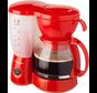 Bestron ACM6081R Rood Koffiezetapparaat
