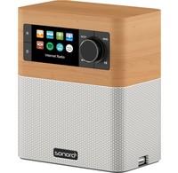 Sonoro Sonoro Stream SO-410 V2 Maple/Wit Internetradio