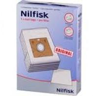 Nilfisk NILFISK 22422400 COMPACT SERIES 4 STUKS C110 C210 C220 stofzuigerzakken