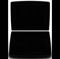 Fritel Fritel 142351 bakplaten Belgische wafels 4x7 voor CW modellen