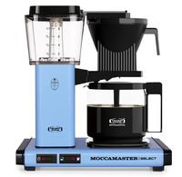 Moccamaster Filterkoffiemachine KBG Select, Pastel Blue – Moccamaster