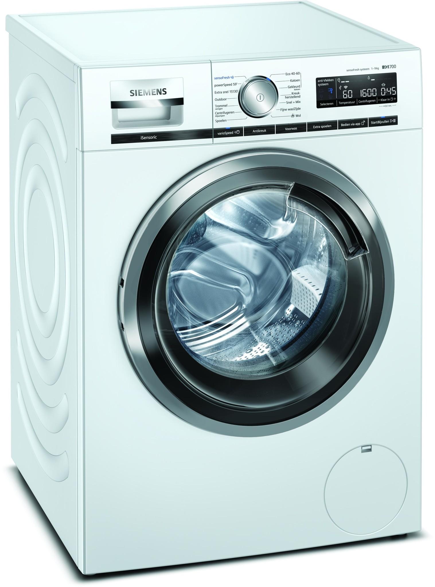Siemens WM6HXL70NL Wasmachine