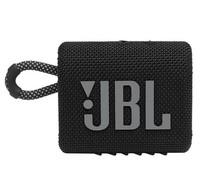JBL JBL GO 3 Zwart Bluetooth Speaker