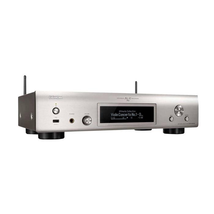 Denon Netwerk Audio Speler DNP800NESPE2 Zilver