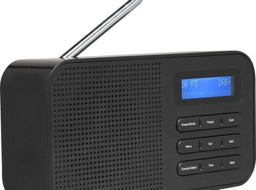 Denver Denver DAB42 DAB radio, dab+, FM AA batteries