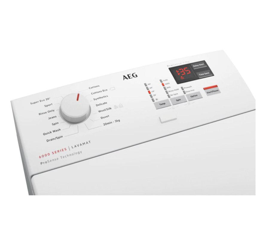 AEG L6TB62K ProSense Wasmachine Bovenlader