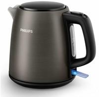 Philips  Philips HD9349/10 Waterkoker 1 Liter Titanium 2000 Watt