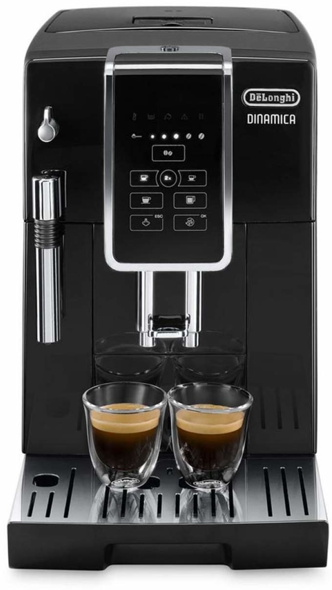 De'Longhi Dinamica ECAM350.15.B Espressomachine