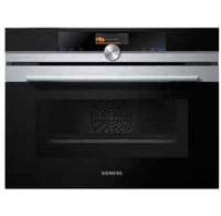 Siemens Siemens CM676GBS1 Inbouw oven met magnetron 45cm