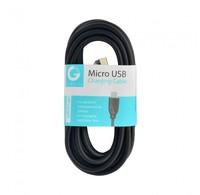 Grab 'n Go Grab 'n Go GNG-120 Micro USB Kabel 2 Meter (zwart)