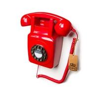 GPO Retro GPO DECT Telefoon 746WALLRED