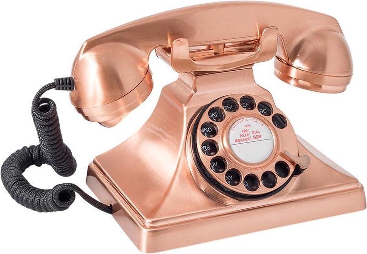 GPO DECT Telefoon GPO200ROTARYCOP1929TN