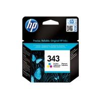 HP HP Inktcartridge 343 Kleur