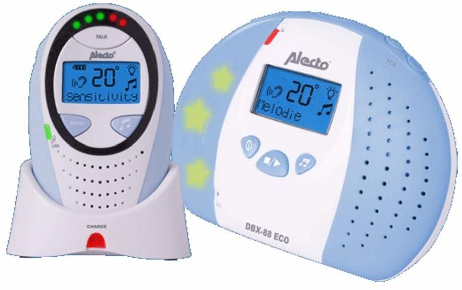 Alecto DBX88 ECO babyfoon