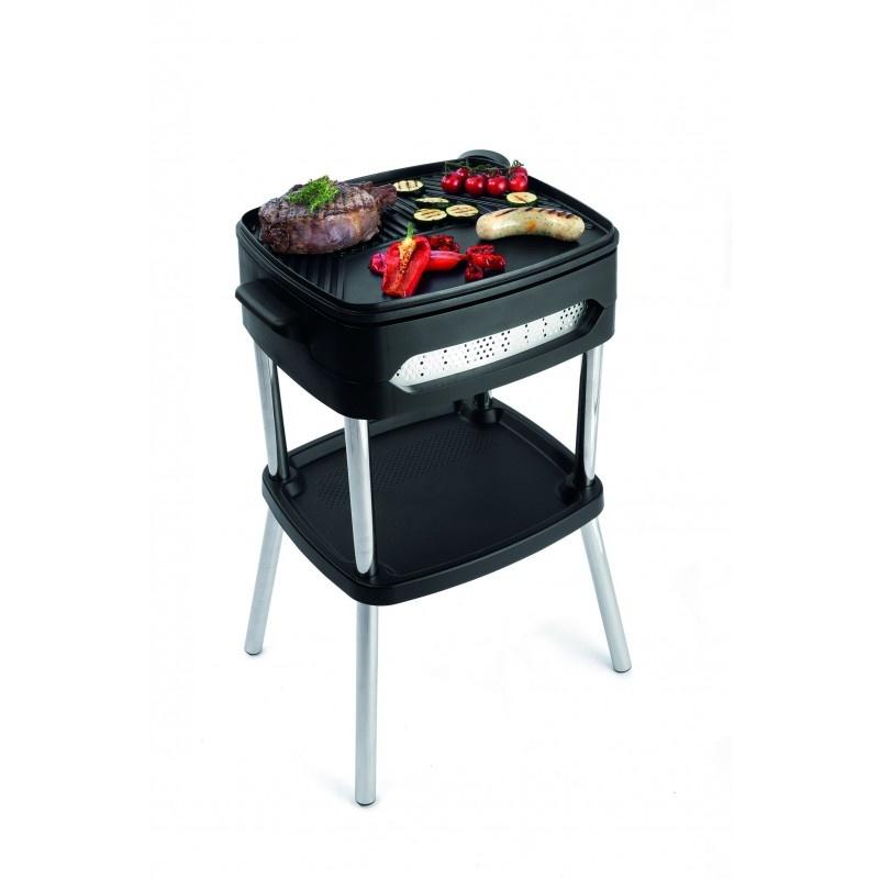 Fritel BBQ 3256 Elektrische Barbecue & Tafelgrill