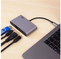 ACT ACT AC7040 USB-C 4K Multiport Dock adapter